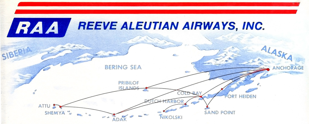 Reeve Aleutian Airways