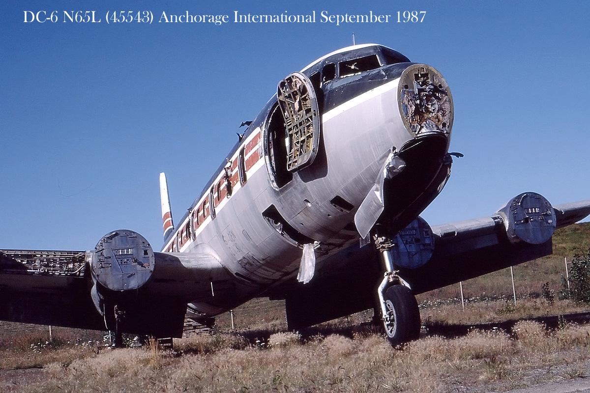 Reeve Aleutian Airways