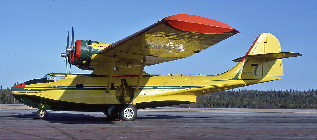 Pby Catalina Early History