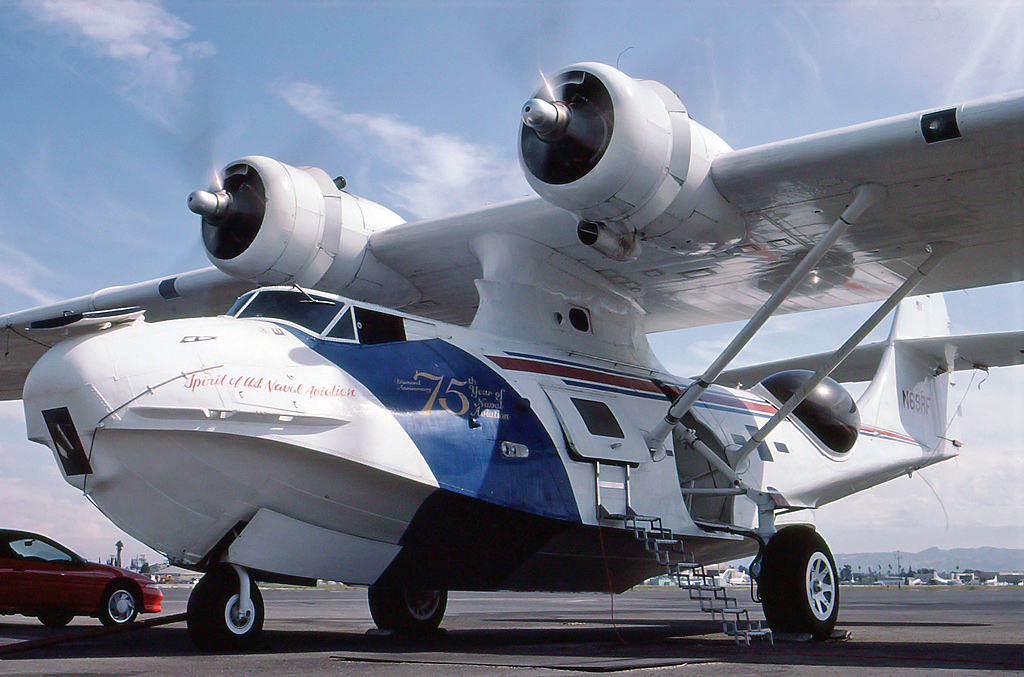 pby catalina  early history