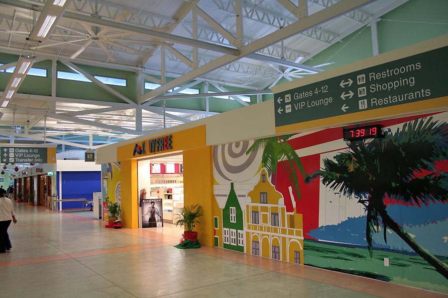 hato airport curacao